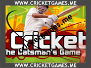 Cricket Batsman